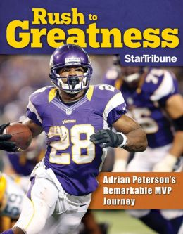 Rush to Greatness: Adrian Peterson's Remarkable MVP Journey