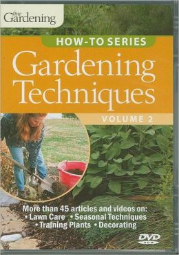 Garden Techniques, Volume 2