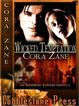 Wicked Temptation [Immortal Lovers #1]