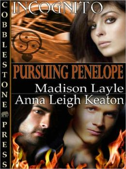 Pursuing Penelope [Incognito Book 9]