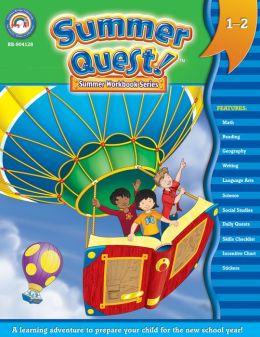 Summer Quest, Grades 1 - 2