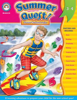 Summer Quest(tm), Grades 3 - 4