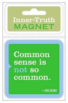 Magnet: Common Sense