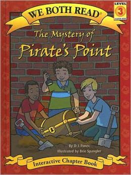 The Mystery of Pirate's Point: Level 3 (We Both Read Series)
