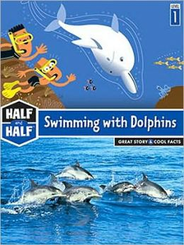 Half and Half-Swimming with Dolphins