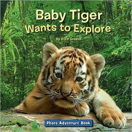 Photo Adventure: Baby Tiger Wants to Explore