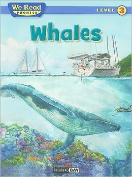 We Read Phonics-Whales (Nonfiction)