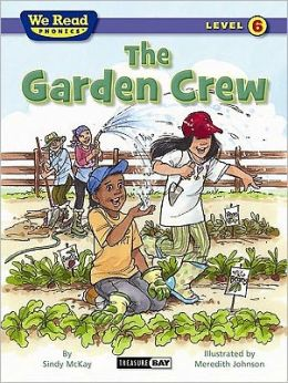 We Read Phonics-the Garden Crew