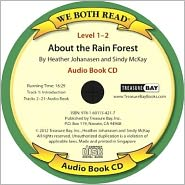 We Both Read-About the Rain Forest Audio Book