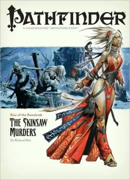 Pathfinder #2: Rise of the Runelords, Chapter 2: The Skinsaw Murders