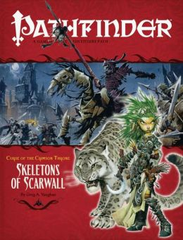 Pathfinder #11: Curse of the Crimson Throne, Chapter 5: Skeletons of Scarwall