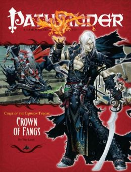 Pathfinder #12: Curse of the Crimson Throne, Chapter 6: Crown of Fangs