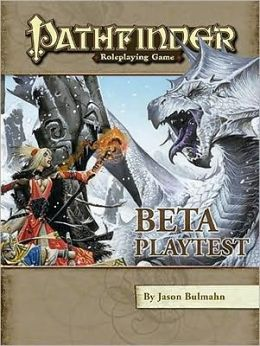Pathfinder Roleplaying Game Beta