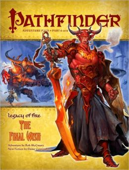 Pathfinder Adventure Path #24: