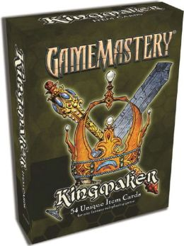 GameMastery Item Cards: Kingmaker