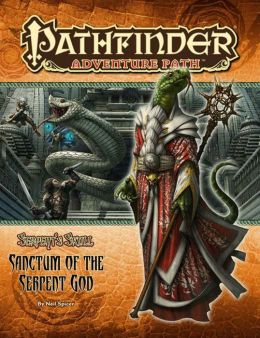 Pathfinder Adventure Path #42: Sanctum of the Serpent God (Serpent's Skull 6 of 6)
