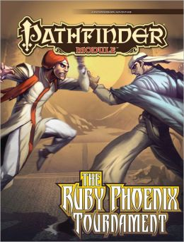 Pathfinder Module: The Ruby Phoenix Tournament