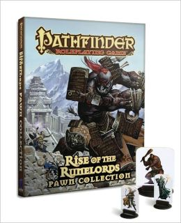 Pathfinder Roleplaying Game: Rise of the Runelords Adventure Path Pawn Collection