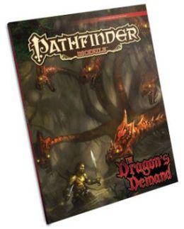 Pathfinder Module: The Dragon's Demand