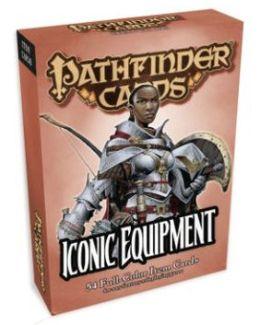 Pathfinder Item Cards: Iconic Equipment