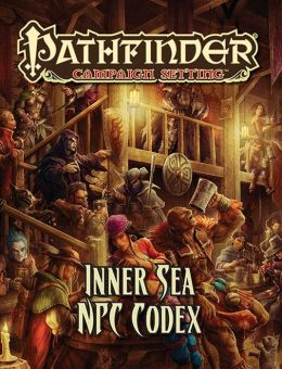 Pathfinder Campaign Setting: Inner Sea NPC Codex