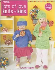 Lots of Love Knits For Kids (Leisure Arts #4659)