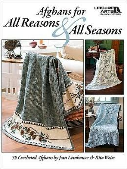 Afghans for All Reasons & All Seasons