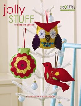 Modern Crafter Jolly Stuff (Leisure Arts #4428)