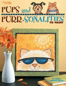 Pups and Purr-sonalities to Paint