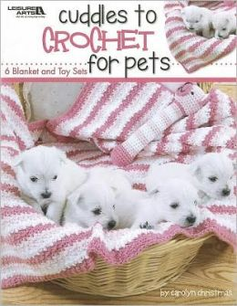 Cuddles to Crochet for Pets