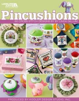 Pincushions (Leisure Arts #4612)