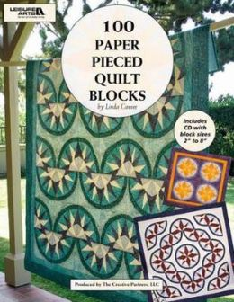 100 Paper Pieced Quilt Blocks