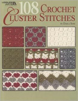 108 Crochet Cluster Stitches