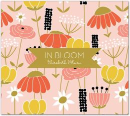 In Bloom: QuickNotes--Greeting, Thank You & Invitation Cards in a reusable flip-top box deorated with modern illustrations