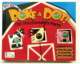 Poke-a-Dot: Old MacDonald's Farm (30 Poke-able Poppin' Dots) IKids