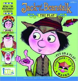 NIR! Plays: Jack in the Beanstalk Level 2 (24 Page Storybook, 5-P lay Scripts, 4 Character Masks)