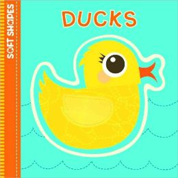 Soft Shapes: Ducks: (Baby's First Book + Puzzle)