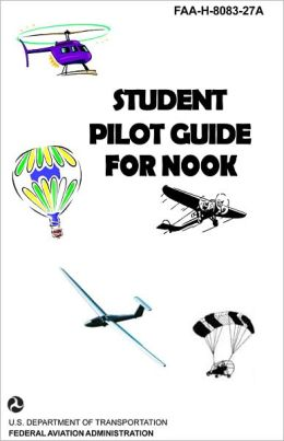 Student Pilot Guide on Nook