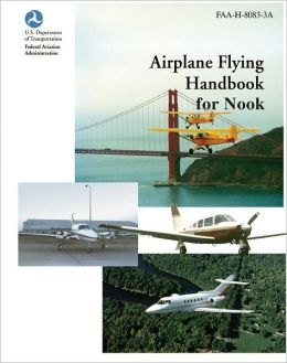 Airplane Flying Handbook on Nook