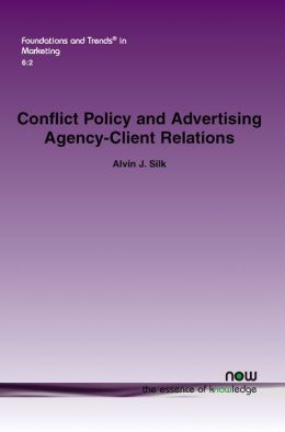 Conflict Policy and Advertising Agency-Client Relations