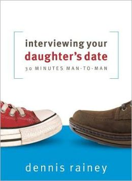 Interviewing Your Daughter's Date: 30 Minutes Man-To-Man