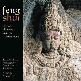 2009 Feng Shui Wall Calendar