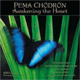 2009 Pema Chödrön, Awakening the Heart Wall Calendar