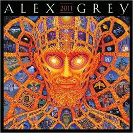 2011 Alex Grey Mini Calendar