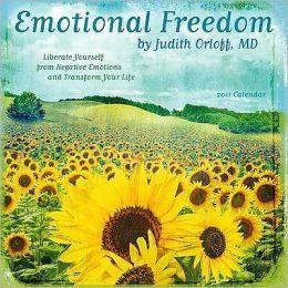 2011 Emotional Freedom Wall Calendar