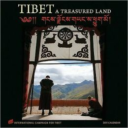 2011 Tibet, A Treasured Land Wall Calendar