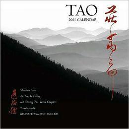 2011 Tao Wall Calendar