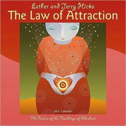 2011 Law of Attraction Wall Calendar
