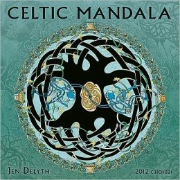2012 Celtic Mandala Mini Calendar