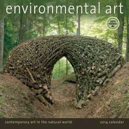 2014 Environmental Art Wall Calendar